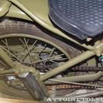 Мотоцикл ИЖ-350 в музее Ретро-Мото на ВВЦ - 11
