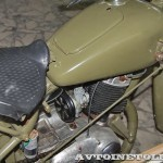 Мотоцикл ИЖ-350 в музее Ретро-Мото на ВВЦ - 12