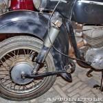 Мотоцикл MZ ES-250 в музее Ретро-Мото на ВВЦ - 3