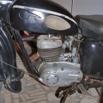 Мотоцикл MZ ES-250 в музее Ретро-Мото на ВВЦ - 4