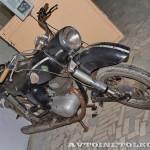 Мотоцикл MZ ES-250 в музее Ретро-Мото на ВВЦ - 2