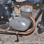 Мотоцикл MZ ES-250 в музее Ретро-Мото на ВВЦ - 6