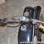 Мотоцикл MZ ES-250 в музее Ретро-Мото на ВВЦ - 9