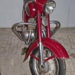 Мотоцикл Jawa 360 в музее Ретро-Мото на ВВЦ - 3