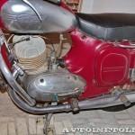 Мотоцикл Jawa 360 в музее Ретро-Мото на ВВЦ - 4