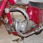 Мотоцикл Jawa 360 в музее Ретро-Мото на ВВЦ - 5