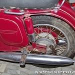 Мотоцикл Jawa 360 в музее Ретро-Мото на ВВЦ - 6