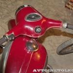 Мотоцикл Jawa 360 в музее Ретро-Мото на ВВЦ - 7