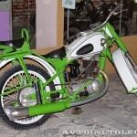 Мотоцикл ИЖ-49 в музее Ретро-Мото на ВВЦ - 2