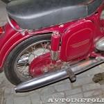 Мотоцикл Jawa 360 в музее Ретро-Мото на ВВЦ - 8