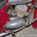 Мотоцикл Jawa 360 в музее Ретро-Мото на ВВЦ - 9