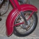 Мотоцикл Jawa 360 в музее Ретро-Мото на ВВЦ - 10