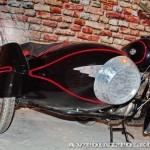 Мотоцикл Pannonia T5 в музее Ретро-Мото на ВВЦ - 3