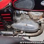 Мотоцикл Pannonia T5 в музее Ретро-Мото на ВВЦ - 5