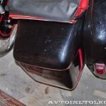Мотоцикл Pannonia T5 в музее Ретро-Мото на ВВЦ - 6