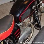 Мотоцикл Pannonia T5 в музее Ретро-Мото на ВВЦ - 7