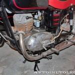 Мотоцикл Pannonia T5 в музее Ретро-Мото на ВВЦ - 10