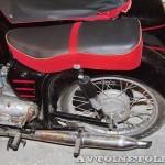 Мотоцикл Pannonia T5 в музее Ретро-Мото на ВВЦ - 11