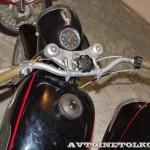 Мотоцикл Pannonia T5 в музее Ретро-Мото на ВВЦ - 12