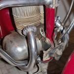 Мотоцикл Jawa 360 в музее Ретро-Мото на ВВЦ - 12