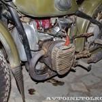 Мотоцикл М-72 в музее Ретро-Мото на ВВЦ - 3