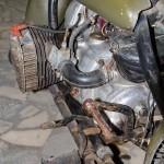 Мотоцикл М-72 в музее Ретро-Мото на ВВЦ - 8