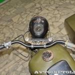 Мотоцикл М-72 в музее Ретро-Мото на ВВЦ - 9
