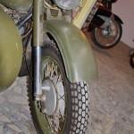 Мотоцикл М-72 в музее Ретро-Мото на ВВЦ - 10