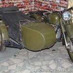 Мотоцикл М-72 в музее Ретро-Мото на ВВЦ - 2