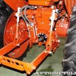 Колесный трактор ДТ-20 на стенде Мастерской Шаманского на Олдтаймер-Галерее в Сокольниках 2014 - 5