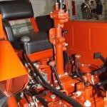 Колесный трактор ДТ-20 на стенде Мастерской Шаманского на Олдтаймер-Галерее в Сокольниках 2014 - 8