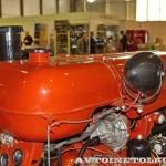 Колесный трактор ДТ-20 на стенде Мастерской Шаманского на Олдтаймер-Галерее в Сокольниках 2014 - 11