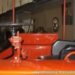 Колесный трактор ДТ-20 на стенде Мастерской Шаманского на Олдтаймер-Галерее в Сокольниках 2014 - 14