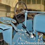 колесный трактор Универсал-2 на стенде Мастерской Шаманского на Олдтаймер-Галерее в Сокольниках 2014 - 18