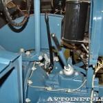 колесный трактор Универсал-2 на стенде Мастерской Шаманского на Олдтаймер-Галерее в Сокольниках 2014 - 19