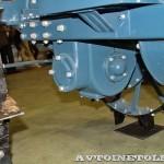 колесный трактор Универсал-2 на стенде Мастерской Шаманского на Олдтаймер-Галерее в Сокольниках 2014 - 13