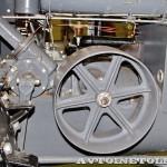 колесный трактор СХТЗ-15-30 на стенде Мастерской Шаманского на Олдтаймер-Галерее в Сокольниках 2014 - 8