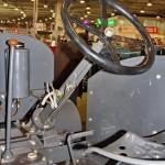колесный трактор СХТЗ-15-30 на стенде Мастерской Шаманского на Олдтаймер-Галерее в Сокольниках 2014 - 13