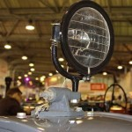 колесный трактор СХТЗ-15-30 на стенде Мастерской Шаманского на Олдтаймер-Галерее в Сокольниках 2014 - 9