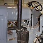 колесный трактор СХТЗ-15-30 на стенде Мастерской Шаманского на Олдтаймер-Галерее в Сокольниках 2014 - 10