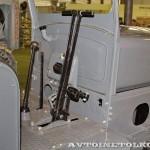 гусеничный трактор СТЗ-3 СХТЗ-НАТИ на стенде Мастерской Шаманского на Олдтаймер-Галерее в Сокольниках 2014 - 12