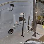 гусеничный трактор СТЗ-3 СХТЗ-НАТИ на стенде Мастерской Шаманского на Олдтаймер-Галерее в Сокольниках 2014 - 14