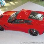 Новый Chevrolet Corvette на Олдтаймер-Галерее в Сокольниках 2014 - 2