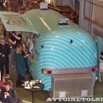 Airstream4u на Олдтаймер-Галерее в Сокольниках 2014 - 2