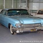 Cadillac Fleetwood на Олдтаймер-Галерее в Сокольниках 2014 - 2