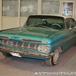 Chevrolet Impala на Олдтаймер-Галерее в Сокольниках 2014 - 2