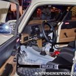 Москвич 1600SL Ралли на Олдтаймер-Галерее в Сокольниках 2014 - 7