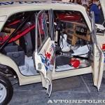 Москвич 1600SL Ралли на Олдтаймер-Галерее в Сокольниках 2014 - 6