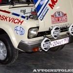 Москвич 1600SL Ралли на Олдтаймер-Галерее в Сокольниках 2014 - 4