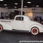 Packard Super Eight на Олдтаймер-Галерее в Сокольниках 2014 - 2